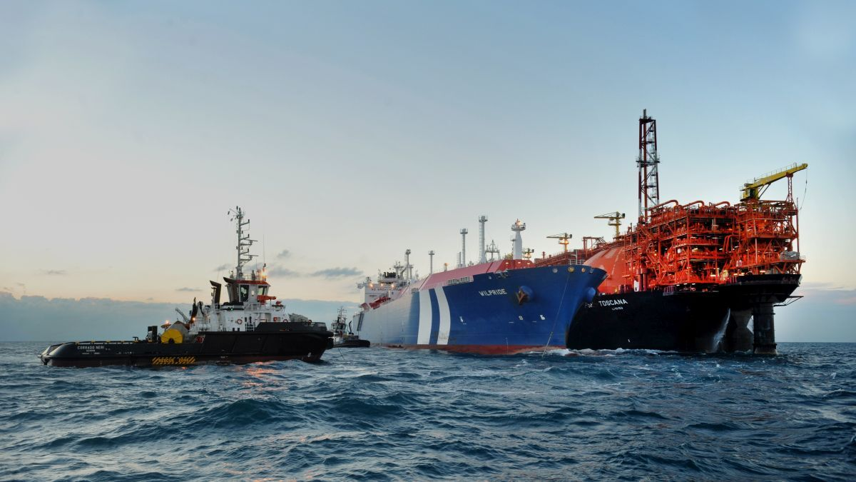 OLT Offshore LNG Toscana will be modified to load small-scale LNG carriers (source: OLT)