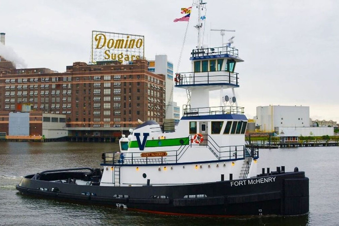 Vane adds new tug for coastal and river towage