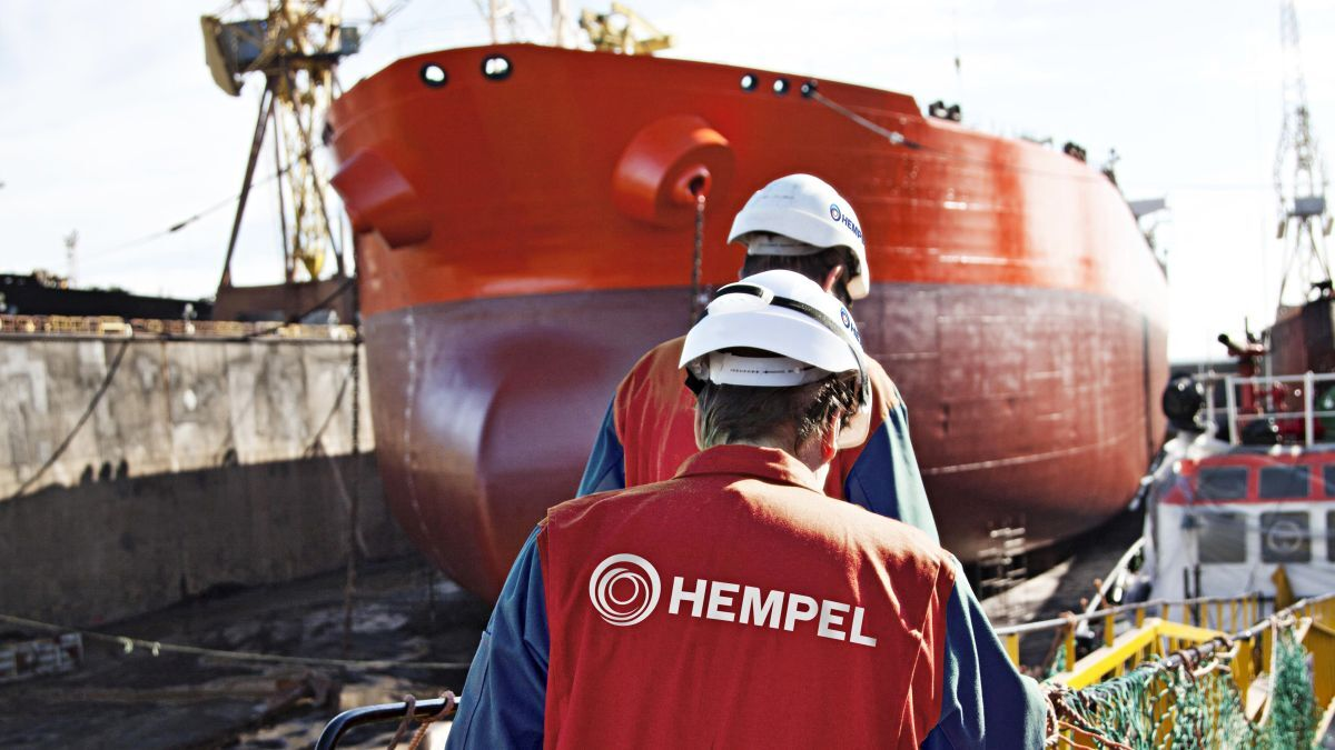 Hempel has reinvented Smartfibre technology which delivers a stronger and smoother hull (source: Hempel)