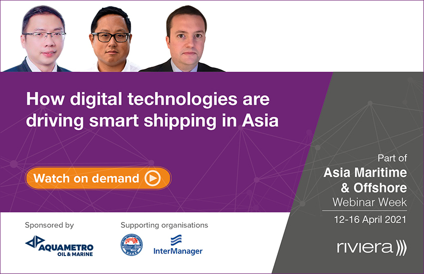 How digital technologies are driving smart shipping in Asia panel