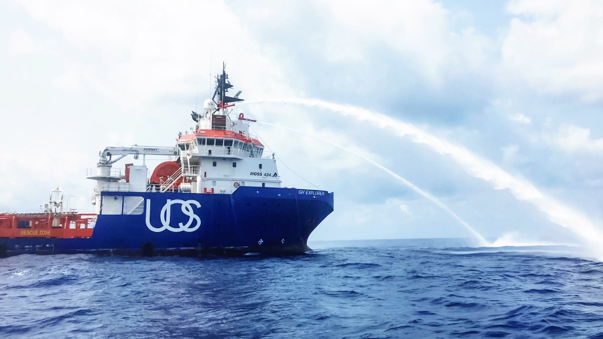 United Offshore Support will return to the Brazilian offshore market after a four-year absence (source: UOS)