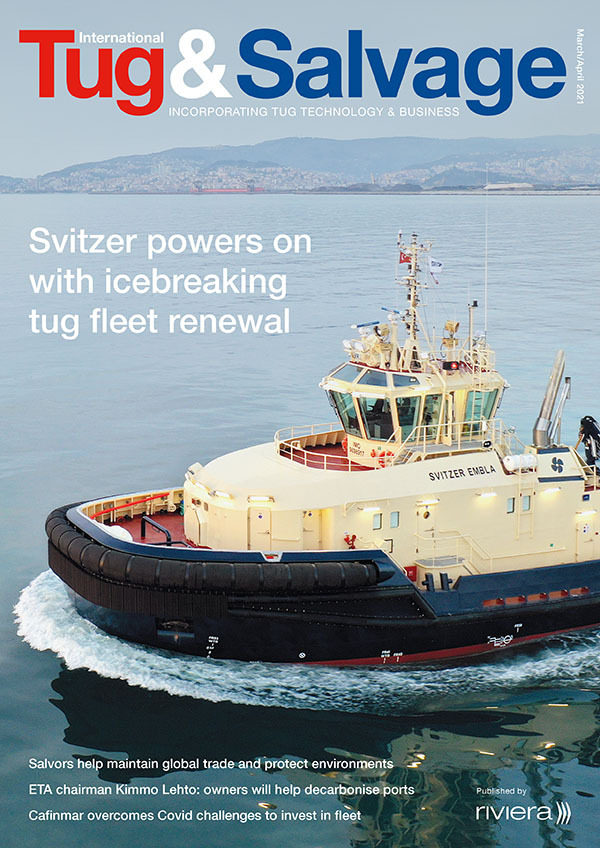 International Tug & Salvage March/April 2021