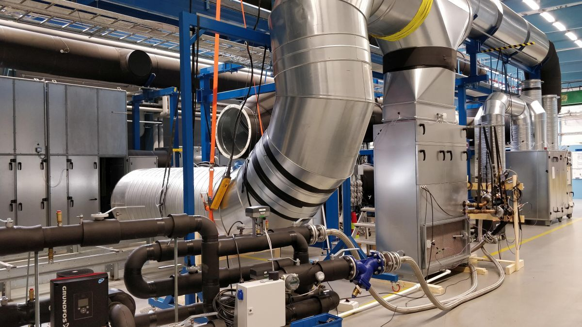 Koja Marine is installing anti-viral HVAC solutions in its factory in the coming months