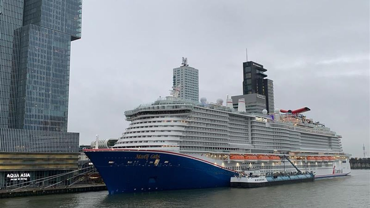 Carnival Corporation contracts BV to support a return to cruising