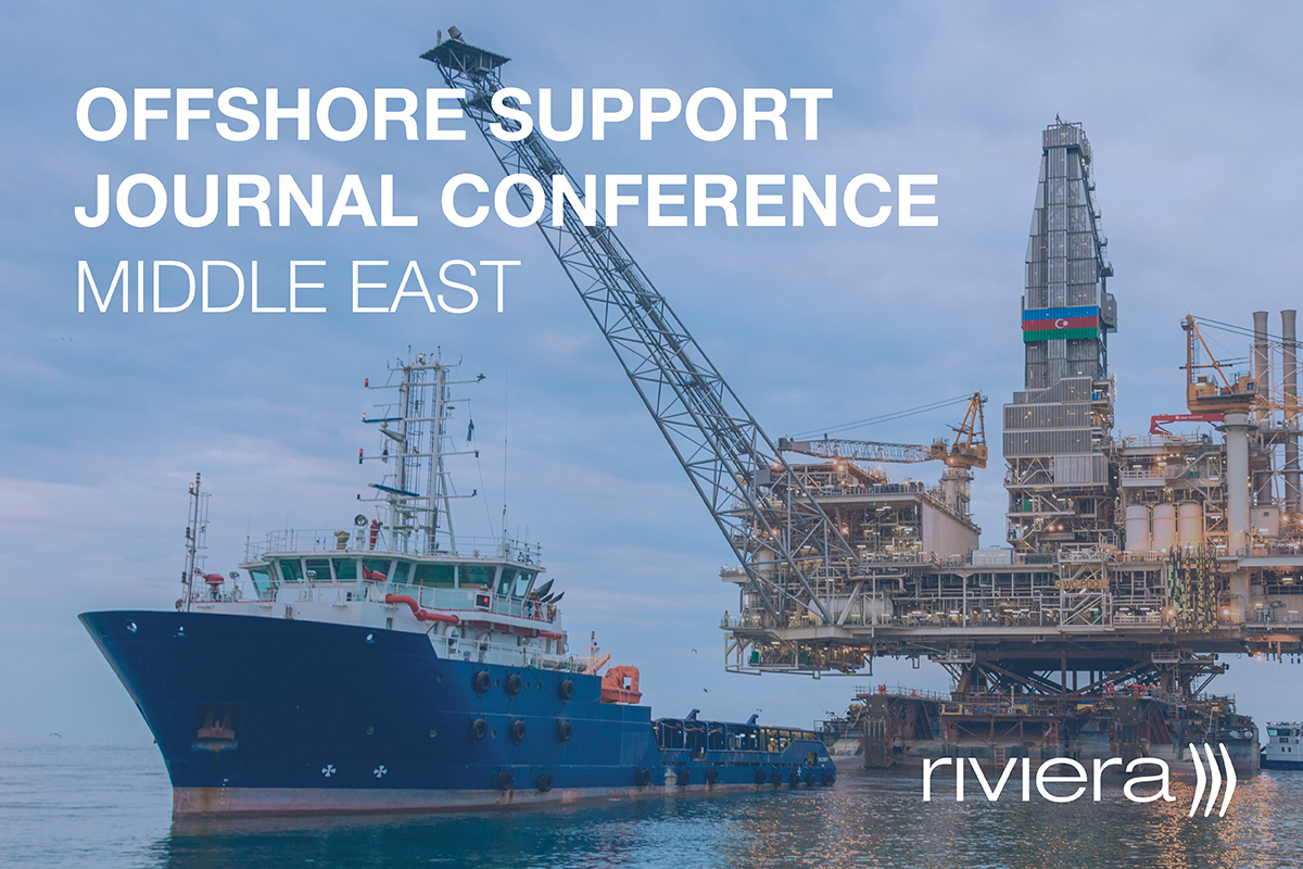 Offshore Support Journal Conference, Middle East 2021