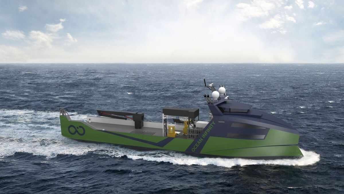 Uncrewed vessel outfit Ocean Infinity forms geotechnical joint venture