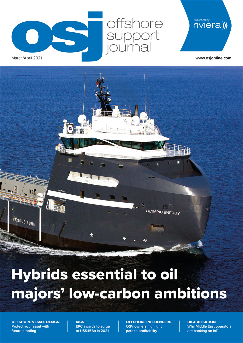 Offshore Support Journal March/April 2021