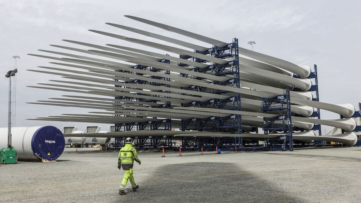 Aker Offshore Wind throws weight behind turbine blade recycling effort