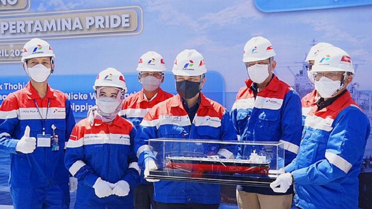 Pertamina Pride: a new VLCC and a new era for Indonesia
