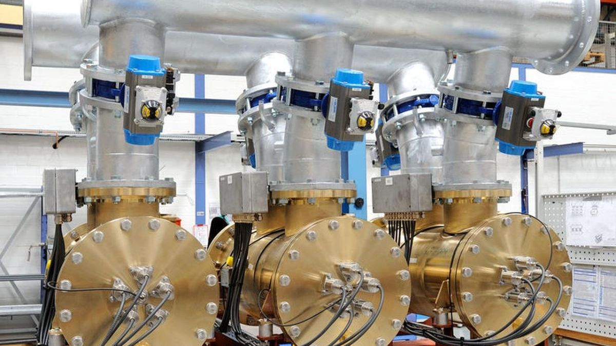 SKF's BlueSonic is the latest BWMS to be granted US Coast Guard type-approval (source: SKF)