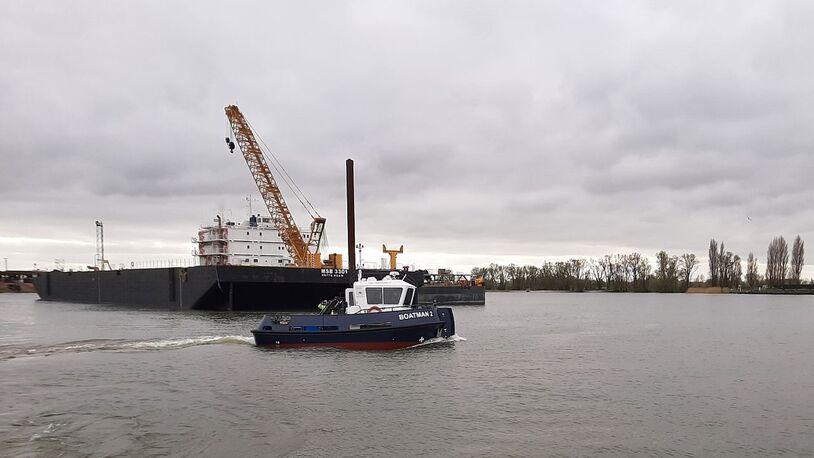 Corps van Vletterlieden expands fleet with stan tug