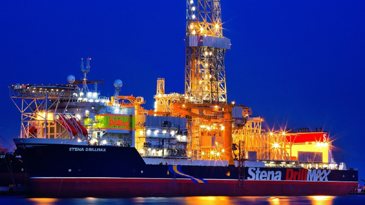 Prior to heading to Guyana to work for ExxonMobil, Stena DrillMAX had one of its six generator engines overhauled (source: Royston)