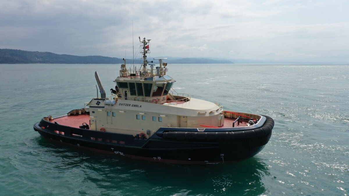 Svitzer Embla is set to be delivered in April 2021 and will commence work in Sweden (Image: Med Marine)