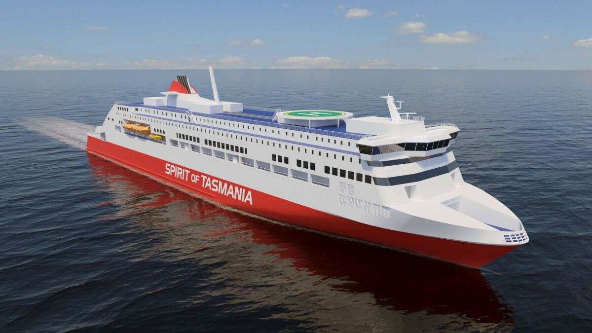 The ferries will accommodate 1,800 passengers and will have an approximate gross tonnage of 48,000(source: RMC)