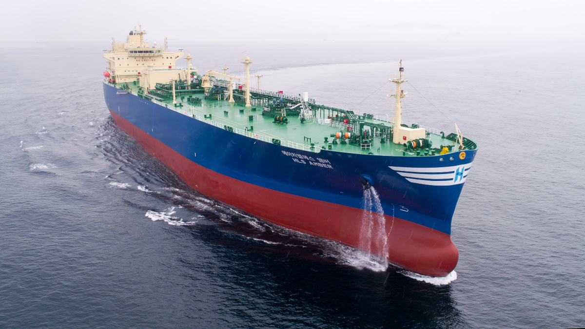 Hyundai LNG Shipping is spending over US$725M for three LNG carriers and two LPG VLGCs (source: Hyundai LNG Shipping)