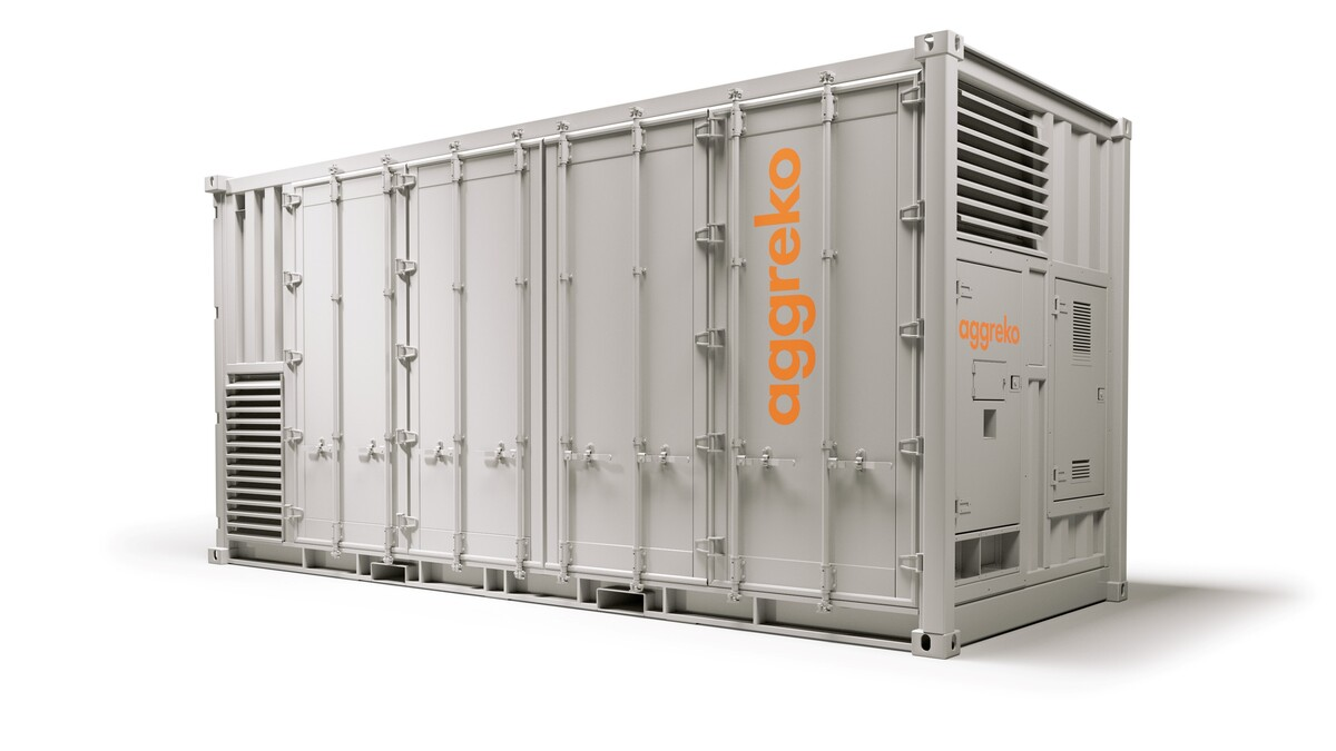 Reduce the cost and complexity of decarbonisation with the Aggreko