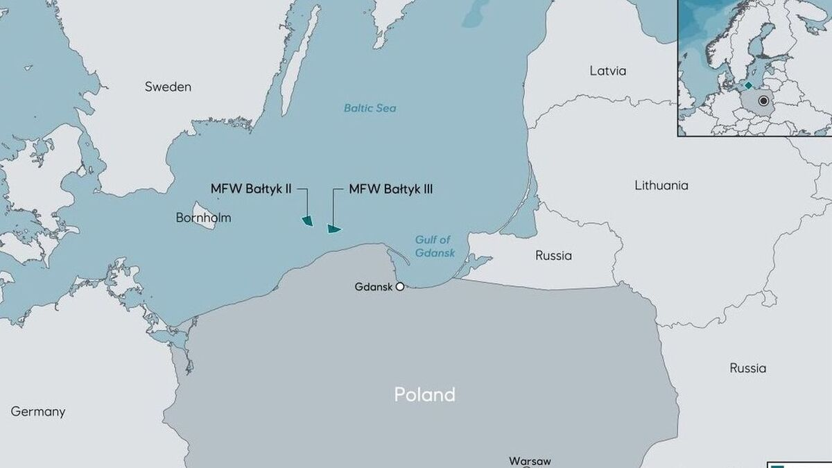Equinor and Polenergia awarded CfD for Polish offshore wind project