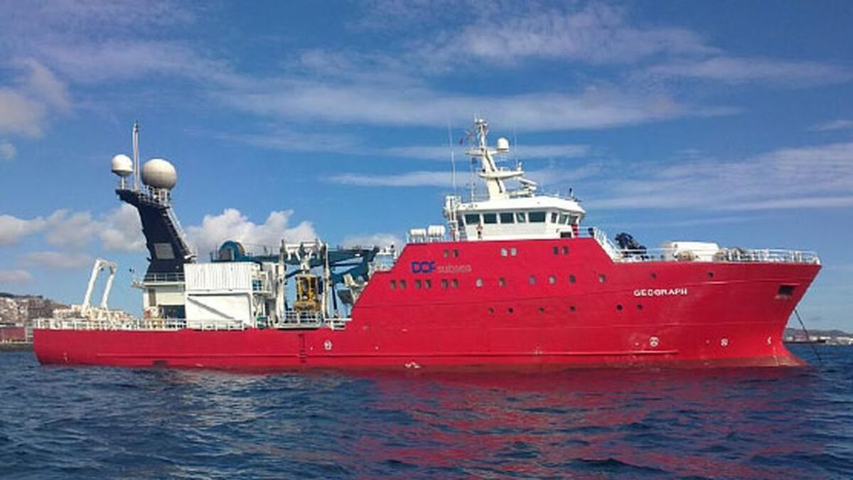 DOF Subsea has sold 2007-built construction support vessel Geograph (source: DOF)