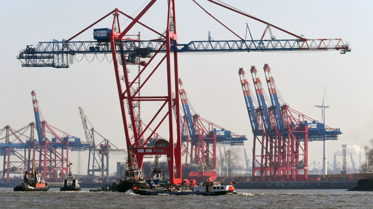 Port of Hamburg has taken a big step forward in terms of implementing digital systems (source: Eurogate)