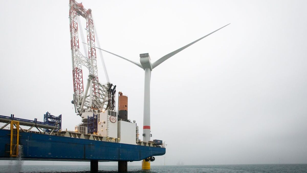 Eyepopping: US$810Bn – possibly more – to be spent on offshore wind in next decade