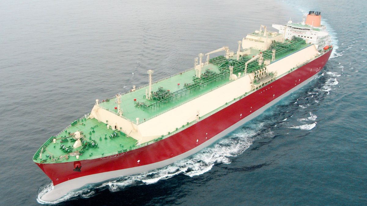 Nakilat controls one of the largest fleets of LNG carriers in the world, including 45 vessels through joint ventures (source: Nakilat)