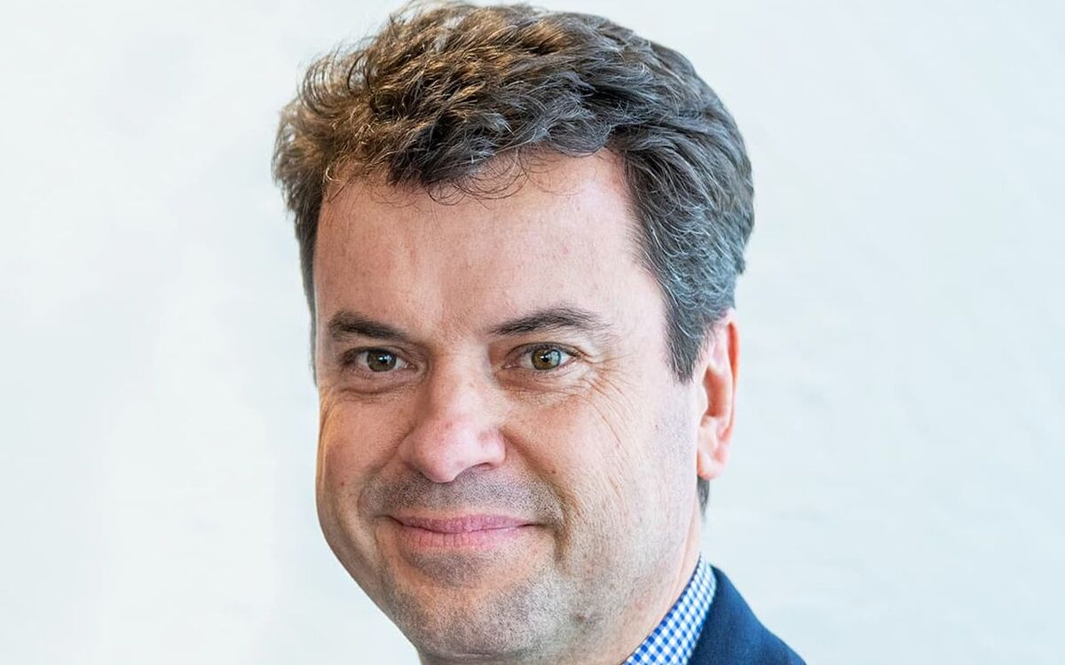 Michael Hill is the new CFO at Svitzer Australia (source: Svitzer)