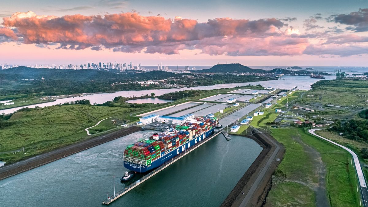 Transits grew 10% in comparison with the previous fiscal year and volumes by 13% (source: Panama Canal Authority)