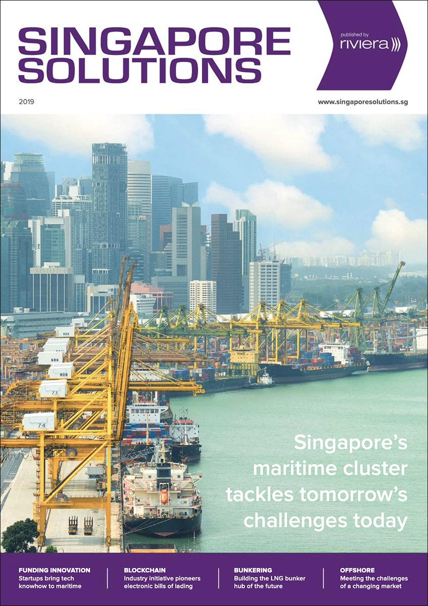 Singapore Solutions 2019