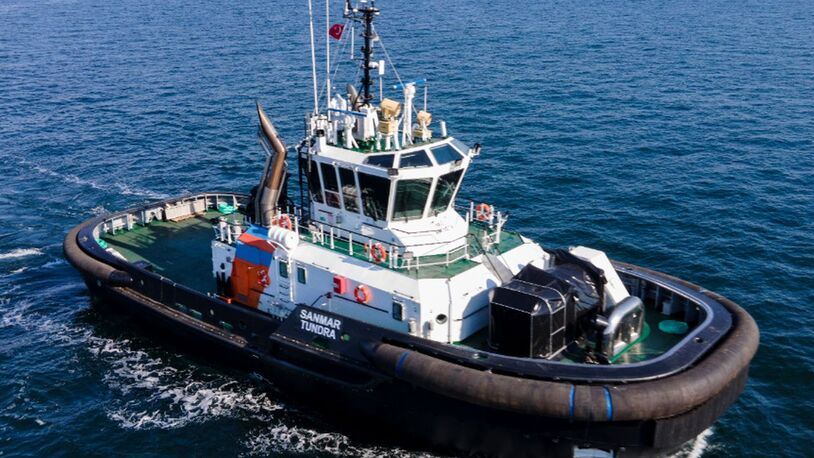 Finnish owner expands ice-breaking tug fleet