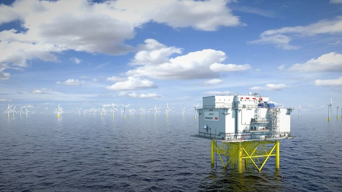 Dogger Bank will be the first offshore wind project in the UK to use HVDC technology to transmit electricity to shore