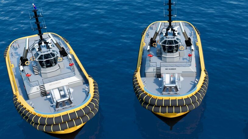Engage orders new tugboat fleet following port towage award