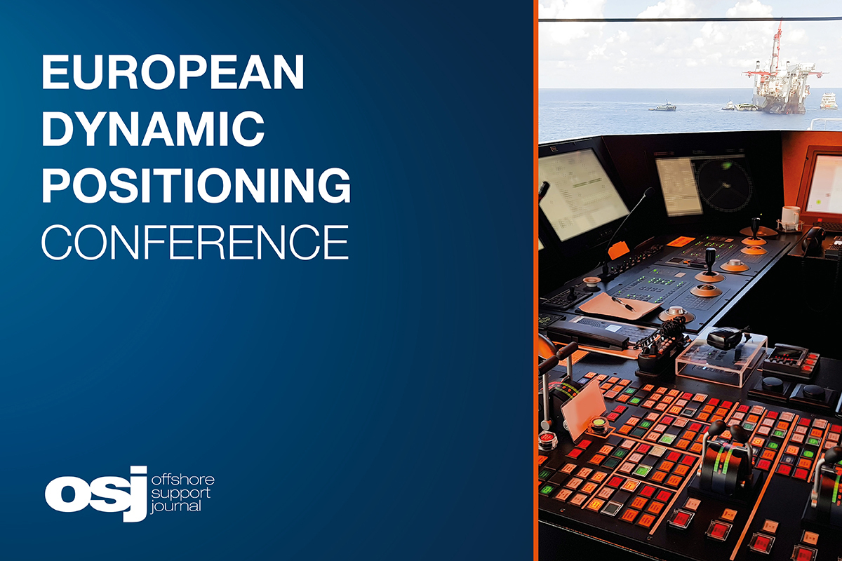 European Dynamic Positioning Conference 2021 (Early Booking Pass)