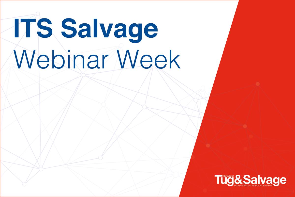 ITS Salvage Webinar Week