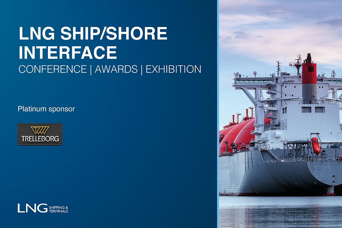 LNG Ship/Shore Interface Conference, Awards & Exhibition 2021