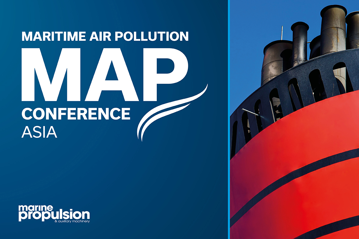 Maritime Air Pollution Conference, Asia 2021