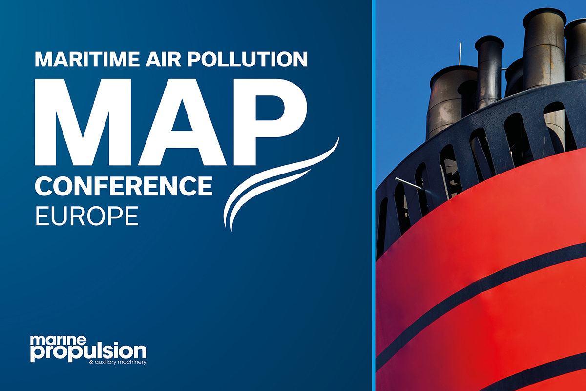 Maritime Air Pollution Conference, Europe 2021