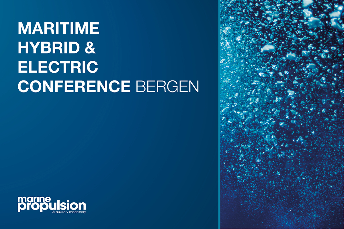 Maritime Hybrid & Electric Conference, Bergen 2021