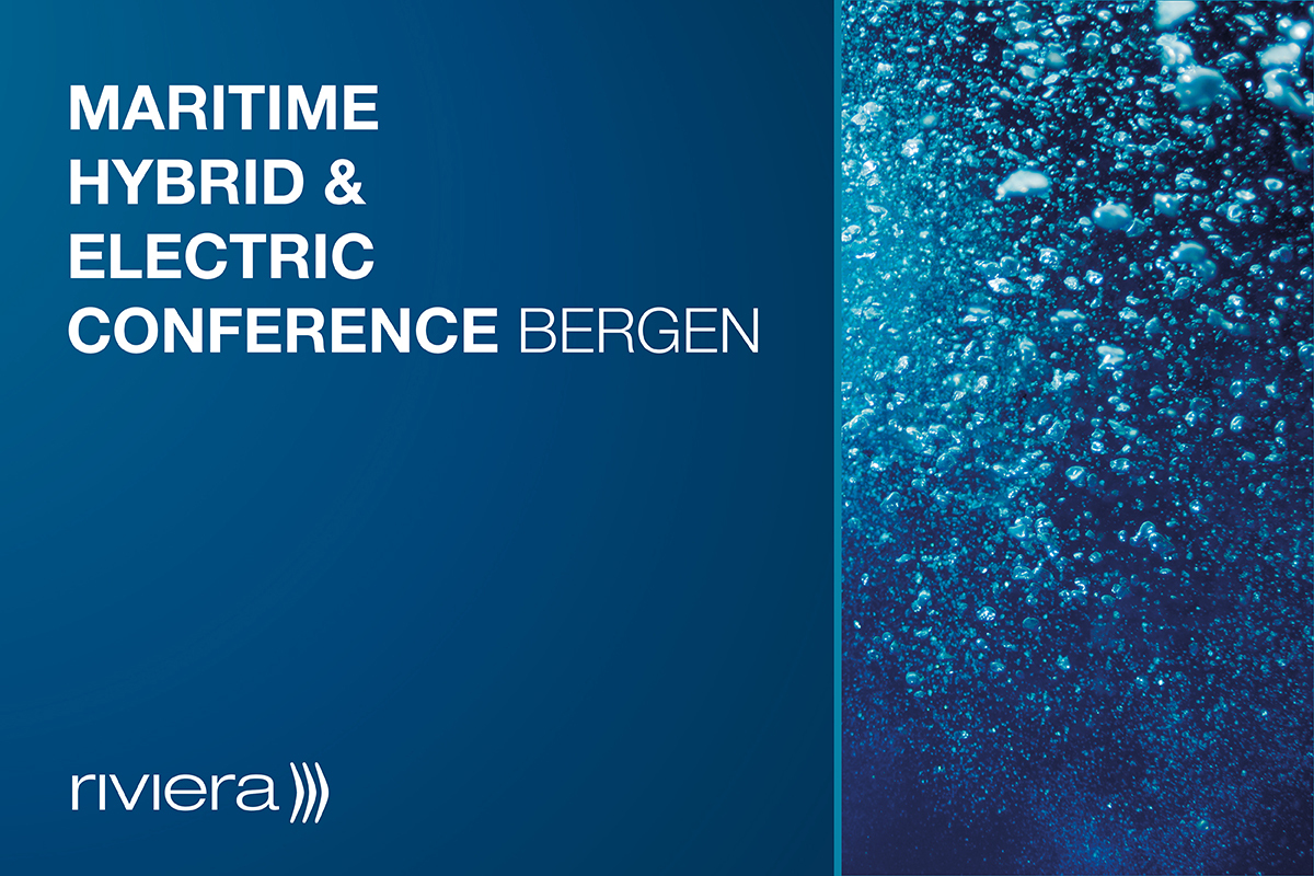 Maritime Hybrid and Electric Conference, Bergen