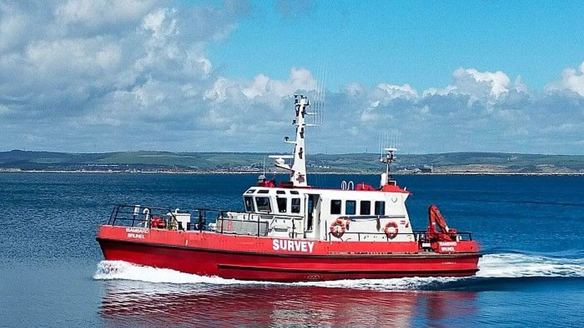 Manor Renewable Energy acquires survey vessel