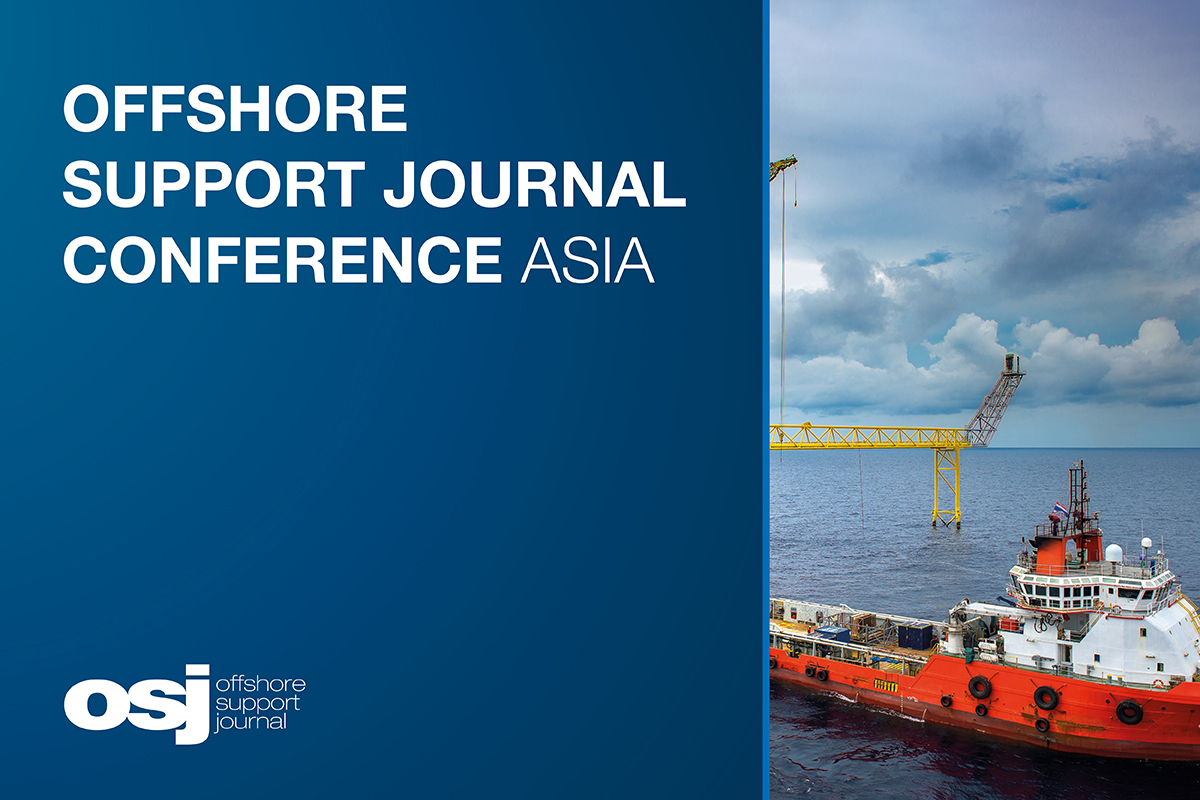 Offshore Support Journal Conference, Asia 2021