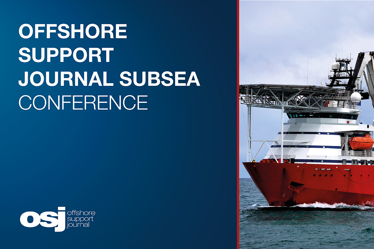 Offshore Support Journal Subsea Conference
