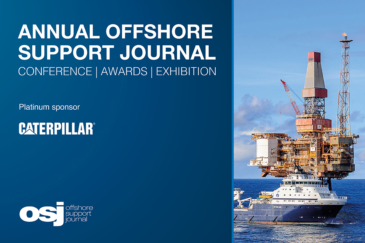 Annual Offshore Support Journal Awards Dinner 2021