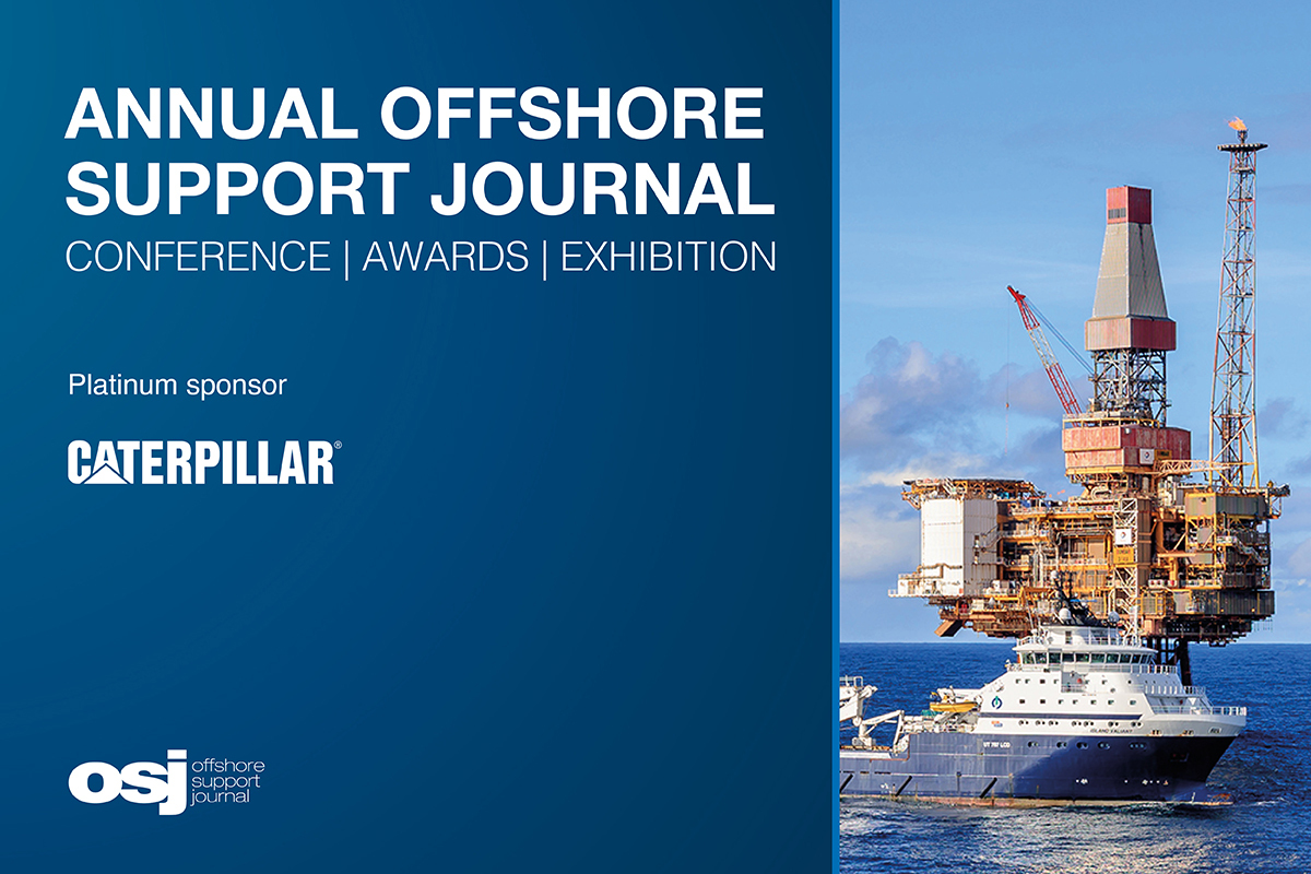 Annual Offshore Support Journal Conference
