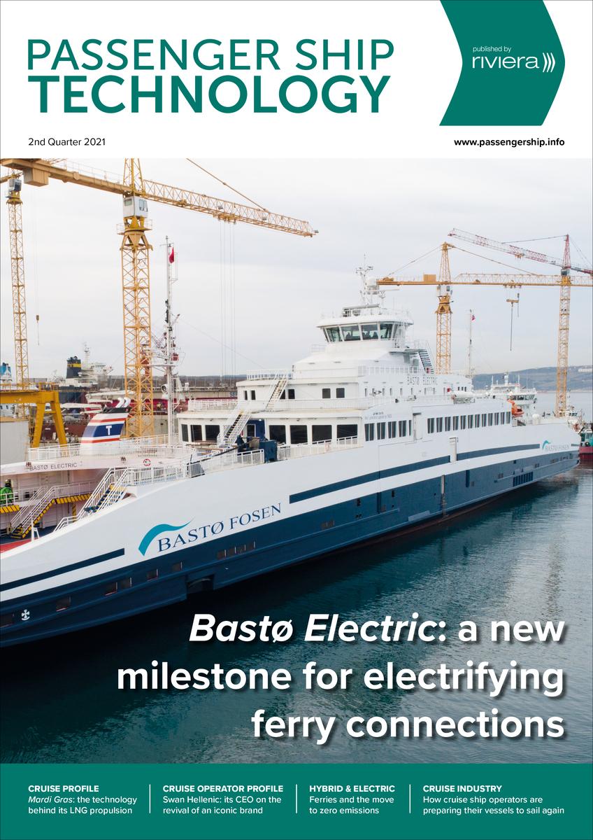 Passenger Ship Technology 2nd Quarter 2021