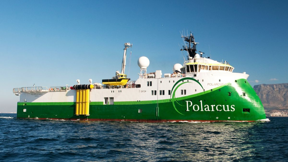 Polarcus is one of a number of companies that did not make it through the downturn (source: Ulstein)