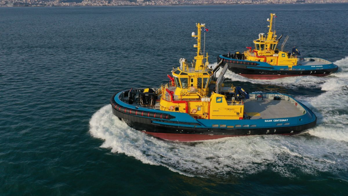 SAAM moves to become regional towage leader