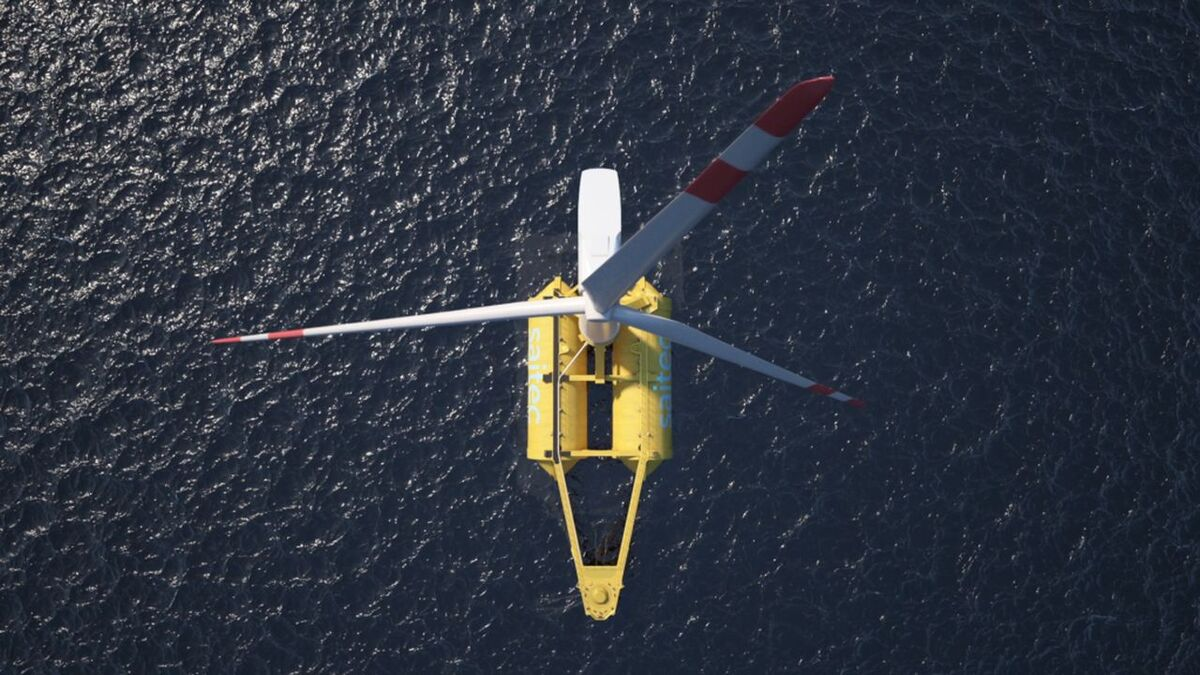 Canada awards RD&D funds for floating wind-powered offshore installation