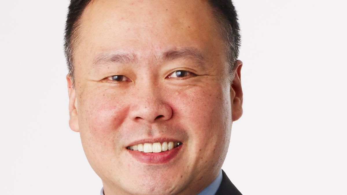 """Chris Ong (Keppel O&M): """"the project aligns with the company's transformation plans where not all of the work will be done at Keppel yards"""" (Source: Keppel)"""