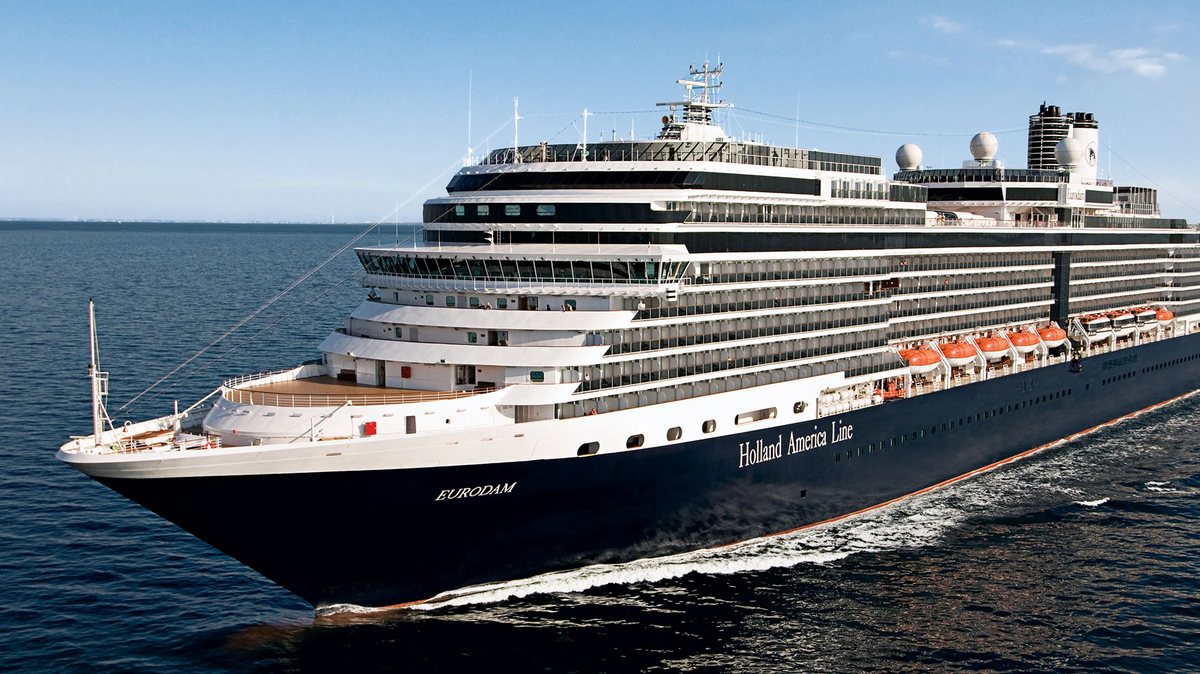 Holland America Line to restart cruising from Greece