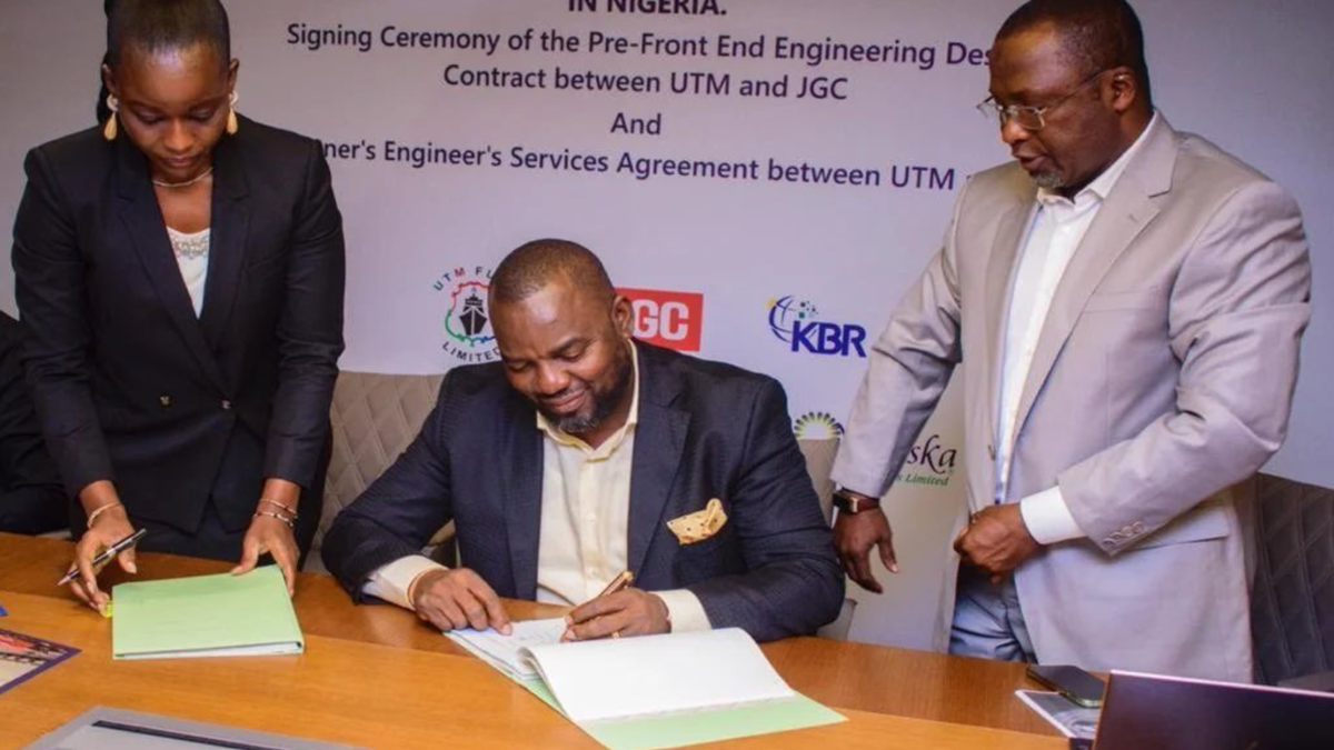 JGC awarded contract for Nigeria's first FLNG facility